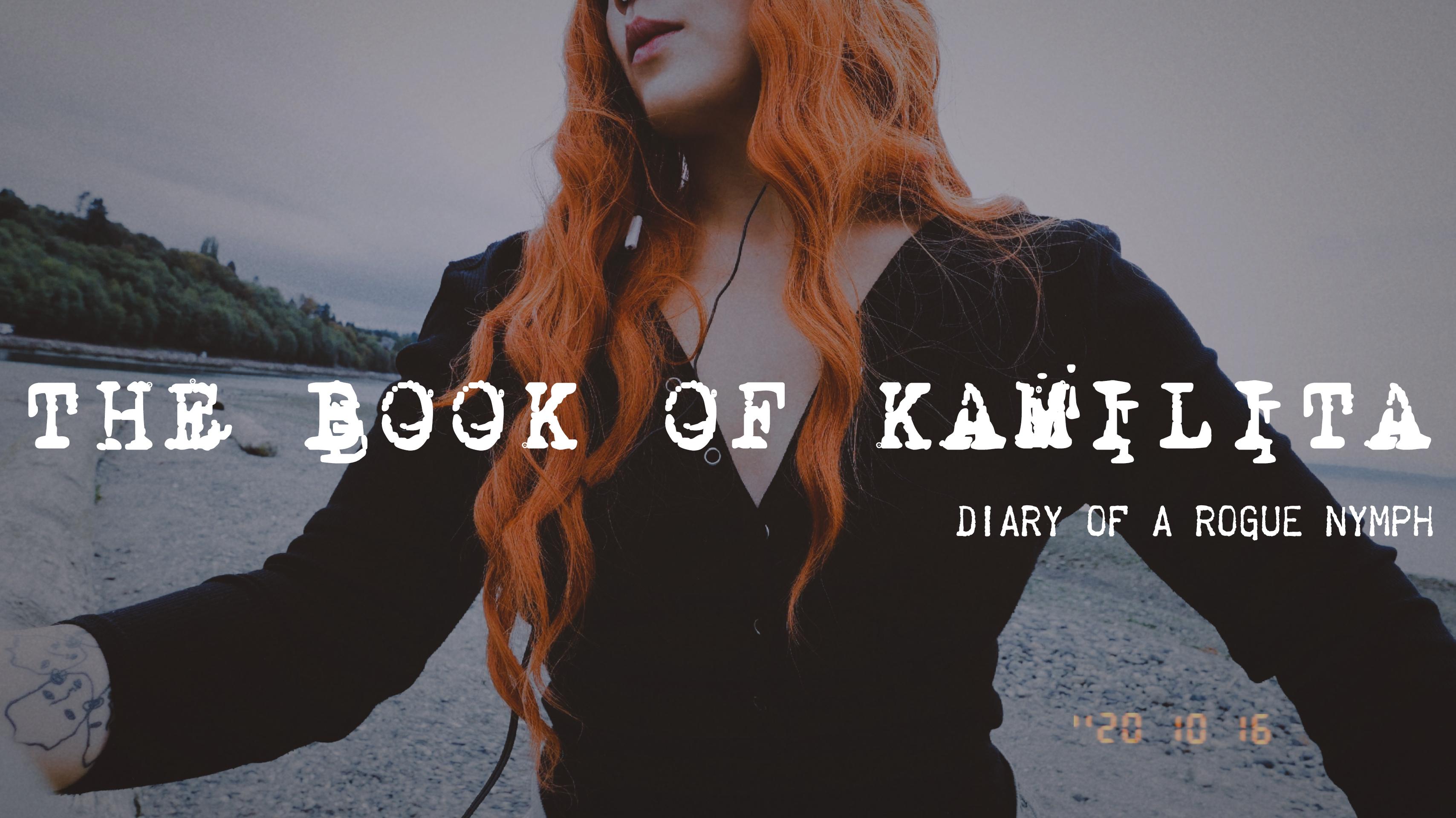 BOOK OF KAMILITA